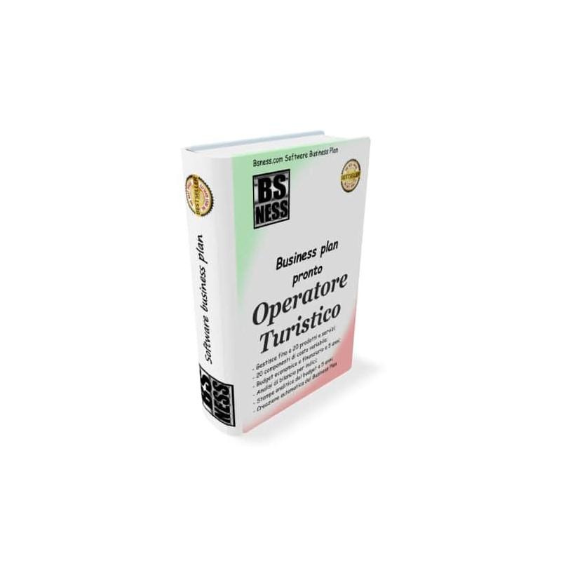 business plan tour operator