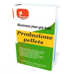 Produzione pellets - Start-up Business plan