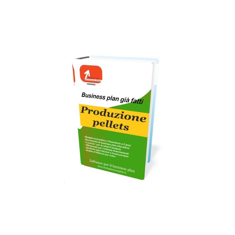 Business plan produzione pellets
