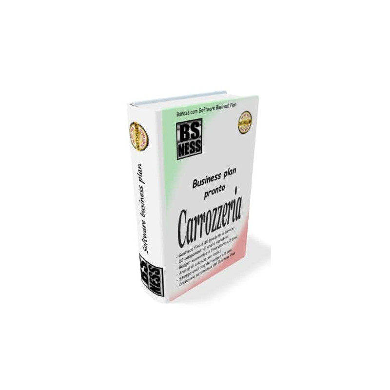 business plan carrozeria