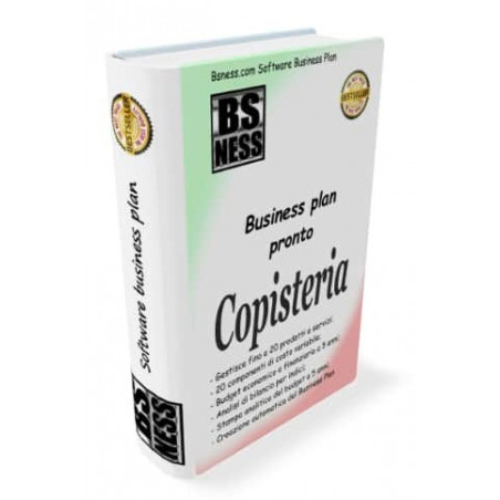 Business plan Copisteria