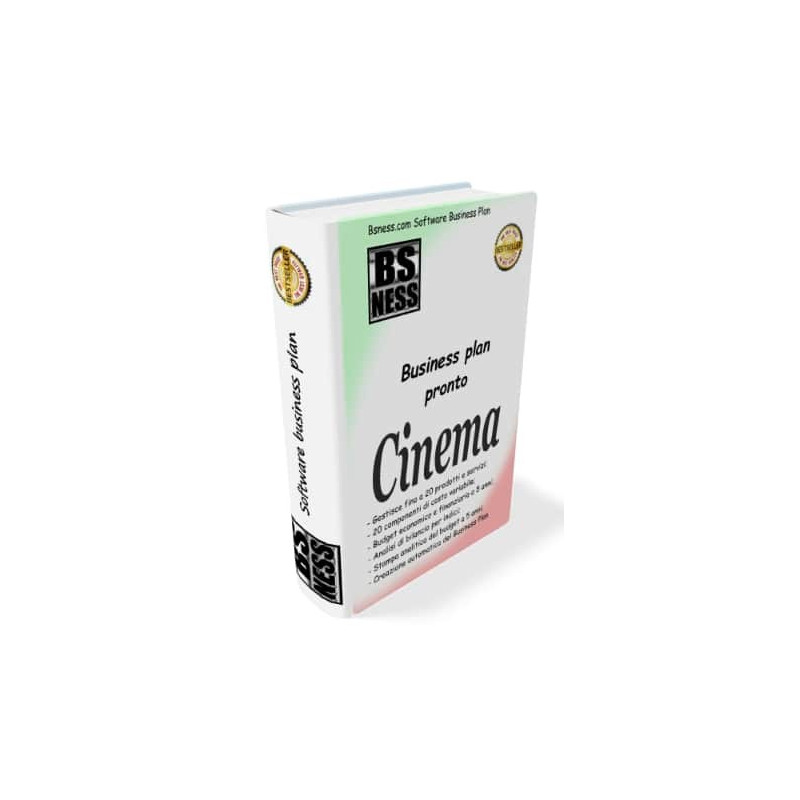 business plan cinema