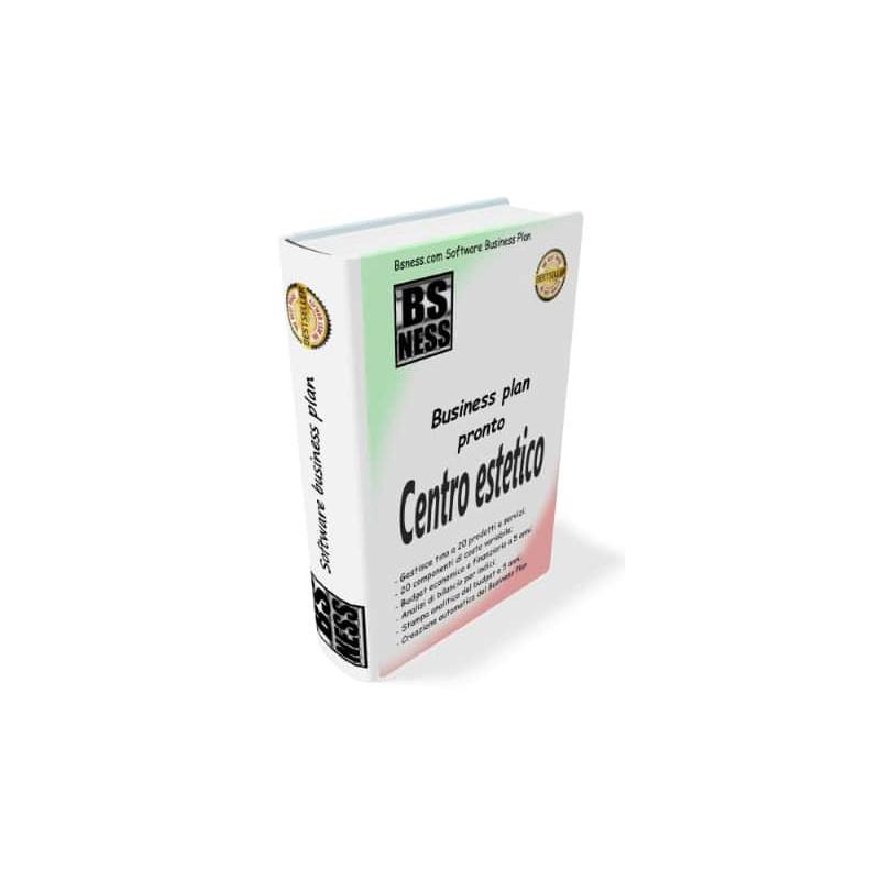 business plan centro estetico