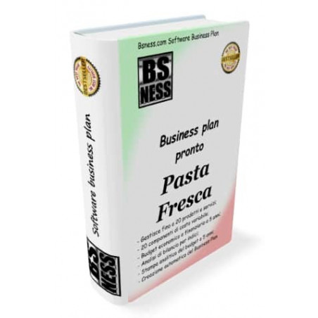 Business plan pasta fresca