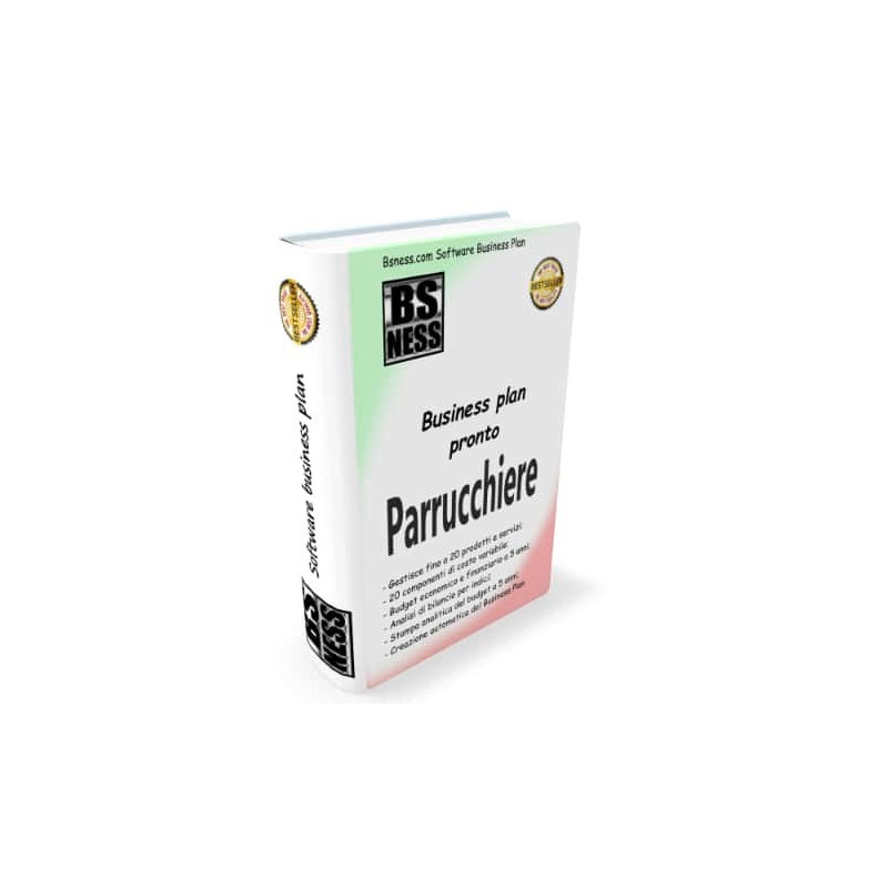 Business plan Parrucchiere