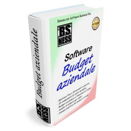 Software budget economico e finanziario 2020
