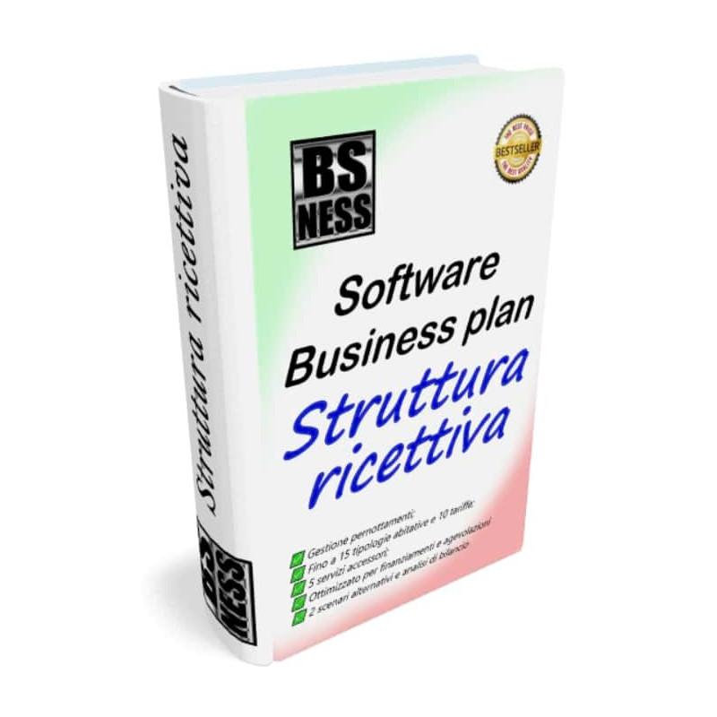 Software business plan struttura ricettiva 2020