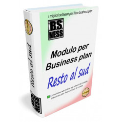 Modulo business plan resto al sud Invitalia