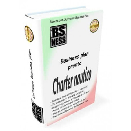 business plan charter nautico