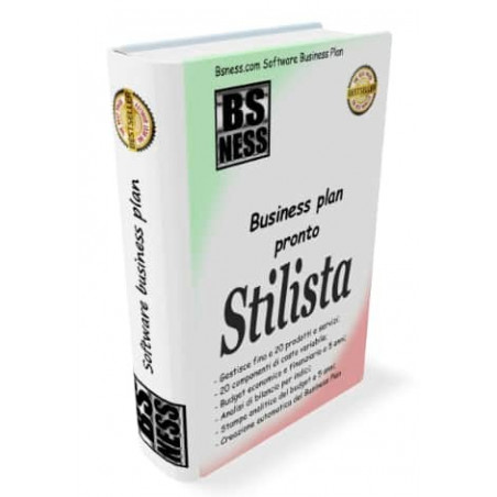 Software business plan stilista