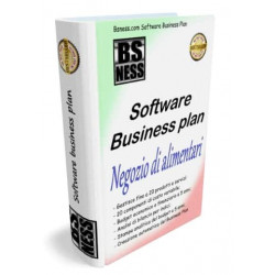 Software business plan negozio di alimentari