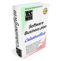 Software business plan calzaturifico