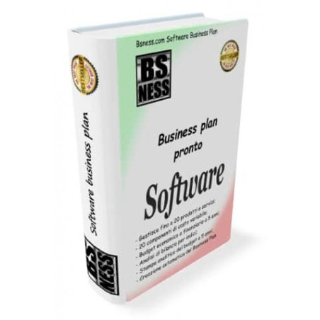 Software business plan sviluppo software