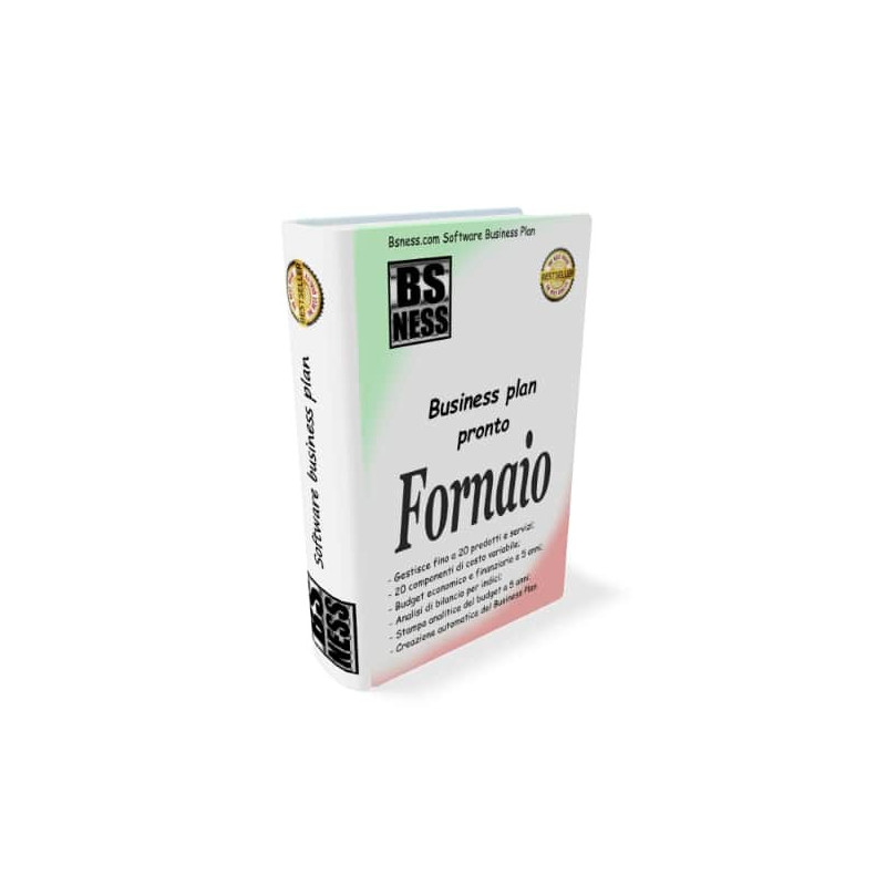 Software business plan fornaio