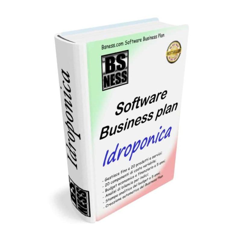 Business plan serra idroponica