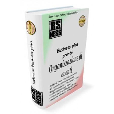 Business plan organizzazione eventi