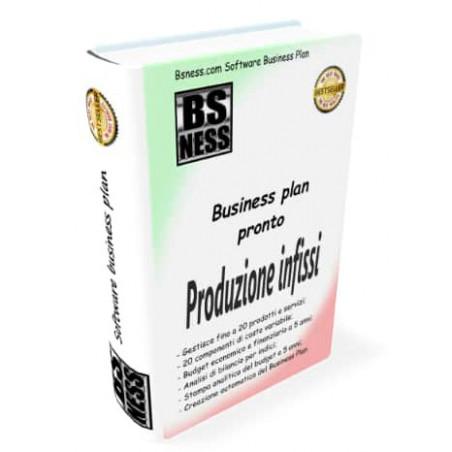 Business plan produzione serramenti e infissi
