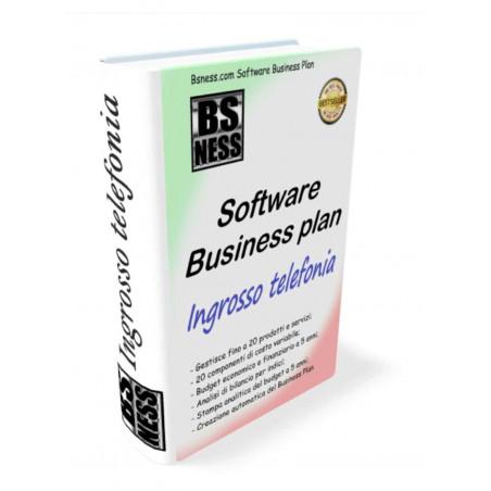 Business plan ingrosso telefonia