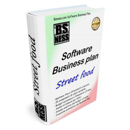 Business plan street food
