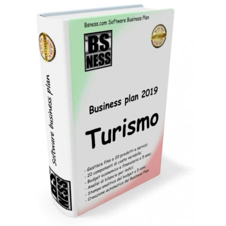 Business plan turismo 2019