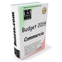 Budget commercio 2019