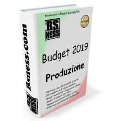 Budget produzione 2019