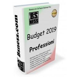 Budget professioni 2019