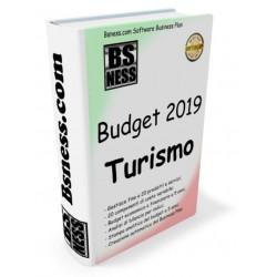 Budget turismo 2019
