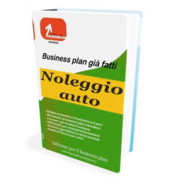 Noleggio auto - Start-up Business plan