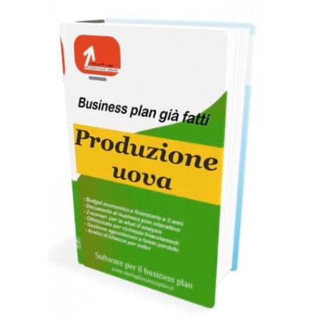 Business plan produzione uova