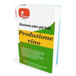 Produzione vino - Start-up Business plan