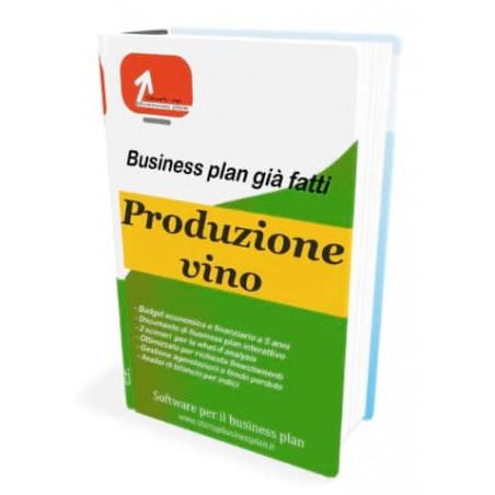 Business plan produzione vino