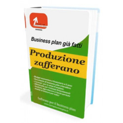 Produzione zafferano - Start-up Business plan