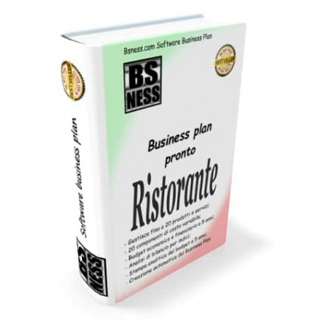 Software business plan Ristorante