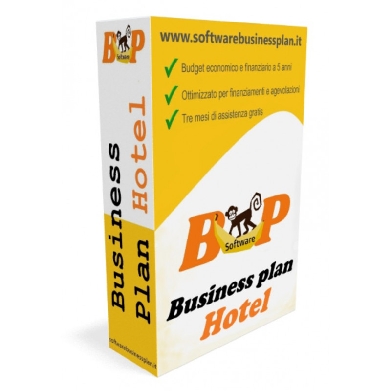 Hotel business plan di SBP