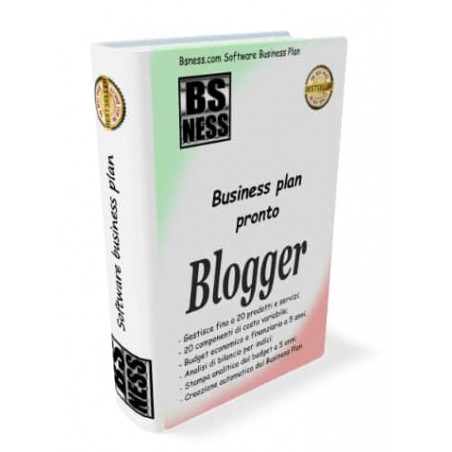 business plan blogger