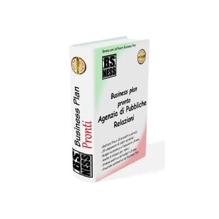 business plan agenzia di pubbliche relazioni