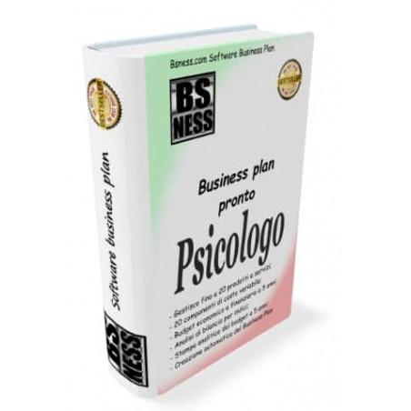 Business plan psicologo