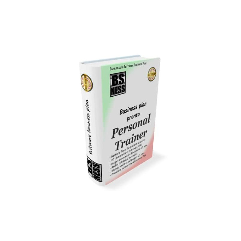 Business plan personal trainer
