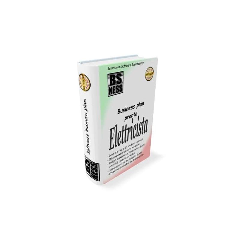 business plan elettricista