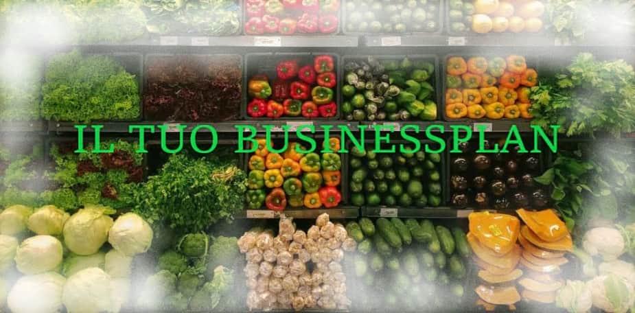 Business plan negozio di frutta e verdura