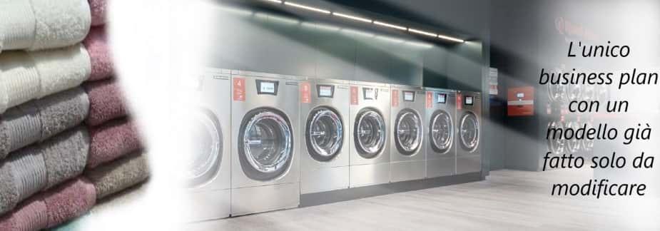 Business plan lavanderia self service