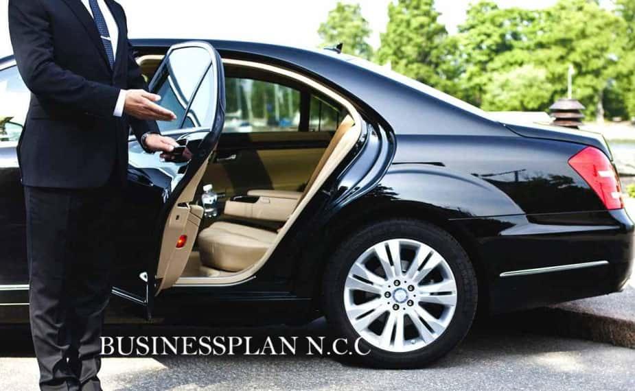 Esempio business plan noleggio con conducente