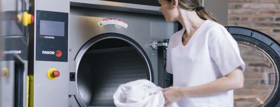 Studia un esempio di lavanderia tradizionale