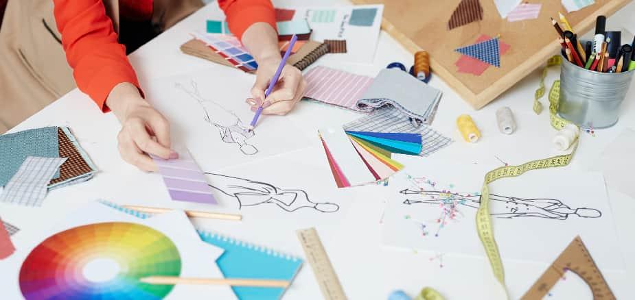 business plan fashion designer