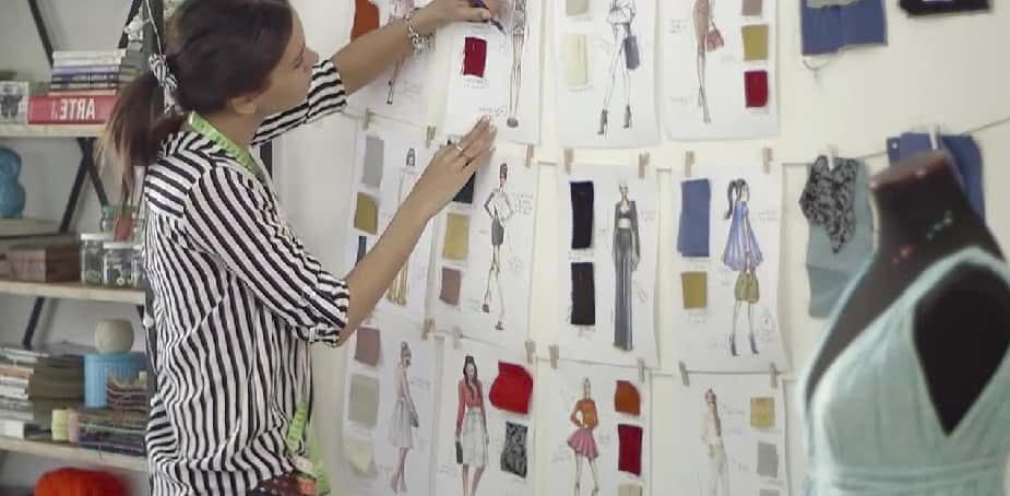esempio business plan fashion designer pdf