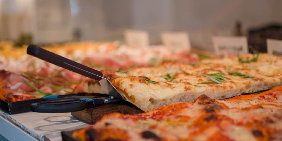 quanto guadagna una pizzeria al taglio