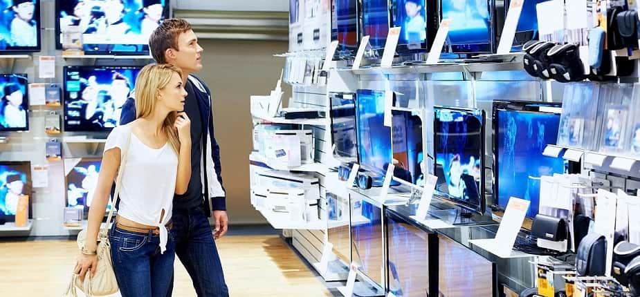 scenari per business plan negozio elettrodomestici