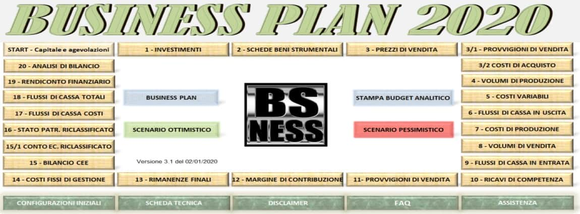 Software per business plan